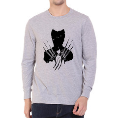 Wolverine 2 Full Sleeve Grey