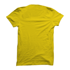 IPL 01 - Chennai Super Kings -Half Sleeve Yellow