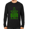 Image of You Can Be Oliver Queen Full Sleeve Black