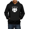 Image of Agents Of Shield - Black Hoodie