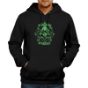 Image of Emerald Archer - Black Hoodie