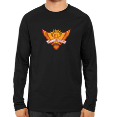 IPL 09 - Sunrisers Hyderabad - Full Sleeve-Black