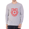 Image of IPL 04 - Kings XI Punjab - Full Sleeve-Grey
