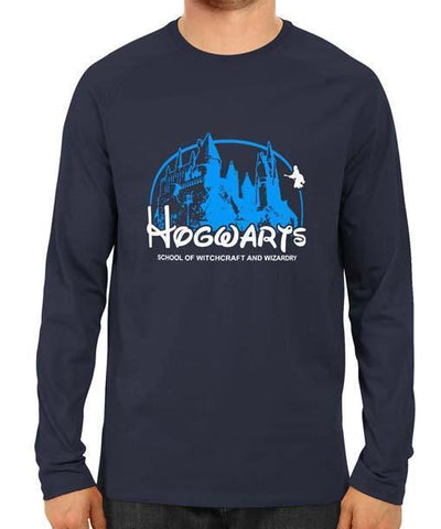 FS-HP-09 Hogwarts School Blue