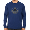 Image of IPL 07 - Rajasthan Royals - Full Sleeve-Navy Blue