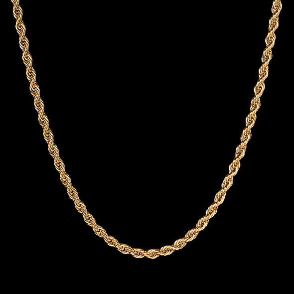 (Pre-Order) 4.5mm Rope Chain