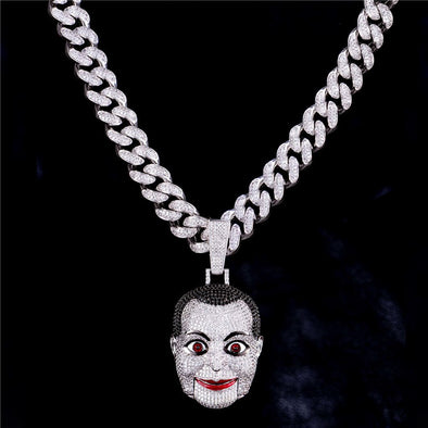 [Limited Edition] Iced Horror Doll Pendant