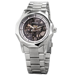 Auto Mechanical Watch - Skeleton Royal Carving Series