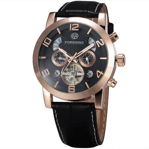 Automatic Mechanical Watches With Calendar Date - GiftWorldStyle - Luxury Jewelry and Accessories