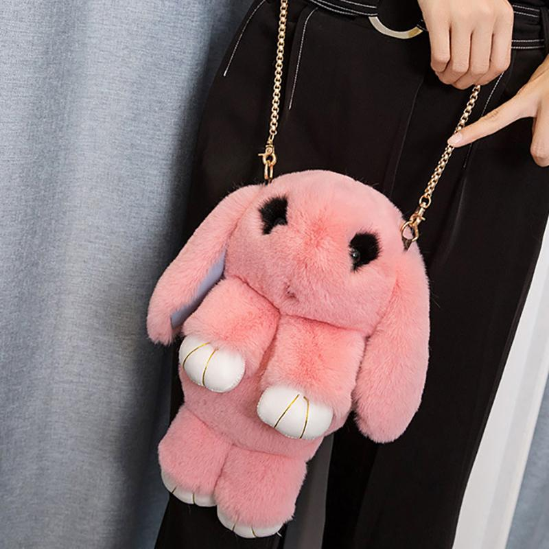 Cute Rabbit Shaped Women Handbag - Shoulder Bag - GiftWorldStyle - Luxury Jewelry and Accessories