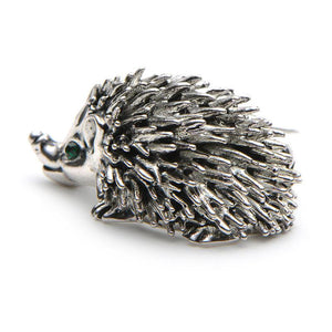Cute Hedgehog Animal Brooches Pins - GiftWorldStyle - Luxury Jewelry and Accessories