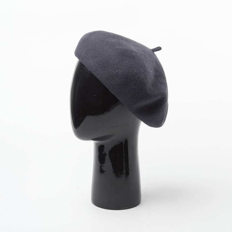 Elegant Pure Wool  Berets Autumn Winter Cashmere Hat