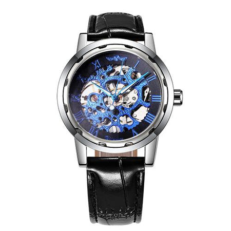 Mechanical Watches With Roman Number And Luminous Hands - GiftWorldStyle - Luxury Jewelry and Accessories