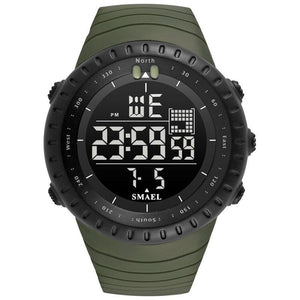 Men's Waterproof Digital Sports Watch - GiftWorldStyle - Luxury Jewelry and Accessories