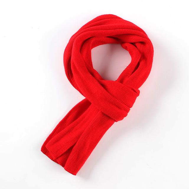 Men's Scarf For Spring In One Color And Luxury Cotton - GiftWorldStyle - Luxury Jewelry and Accessories