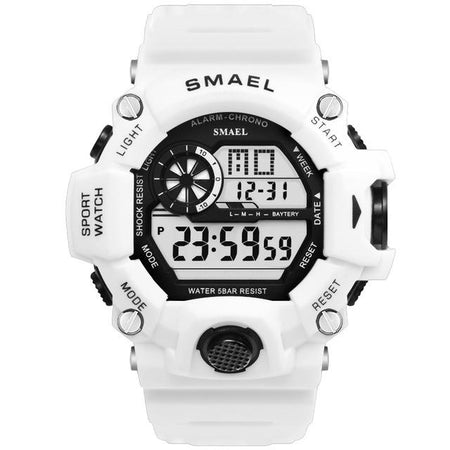 Men Watch 50m Waterproof Watch Men LED Sport Watches Camouflage Digital Wristwatches Military