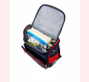 Waterproof Orthopedic School Bag With Hard Kits - GiftWorldStyle - Luxury Jewelry and Accessories