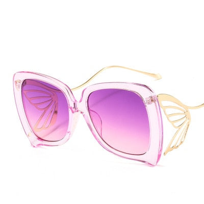 Butterfly Elegant UV400 Sunglasses