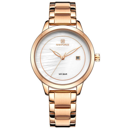 Women's Luxury Stainless Steel Watch