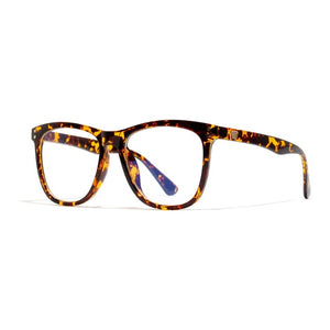 Women Leopard Anti Blue Ray Light Glasses Computer Protection Anti Radiation Gaming Men