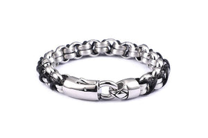316 Stainless Steel Link Chain Bracelets - GiftWorldStyle - Luxury Jewelry and Accessories