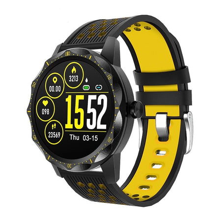 Waterproof Fitness Tracker With Bluetooth,Heart Rate Monitor