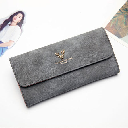 Long Women Wallet With Moneybags Zipper And Cards ID Holder