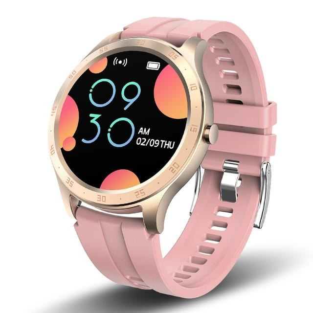 Smart Fitness Watch With LED Full Touch Screen,Message Reminder