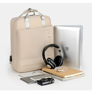 Waterproof Backpack With Large Capacity For 15.6 Inch Laptop - GiftWorldStyle - Luxury Jewelry and Accessories