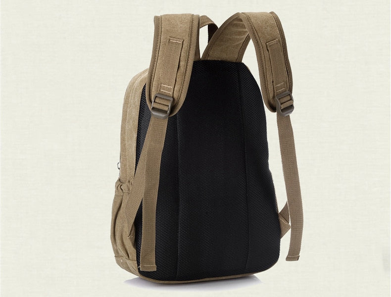 Large Capacity School Bag With Soft Handle And Silt Pocket - GiftWorldStyle - Luxury Jewelry and Accessories