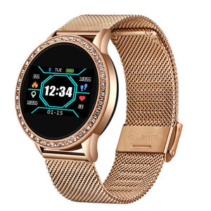 Smart Watch With Function Sport Monitoring, Push Message And 24 Hour Instruction - GiftWorldStyle - Luxury Jewelry and Accessories