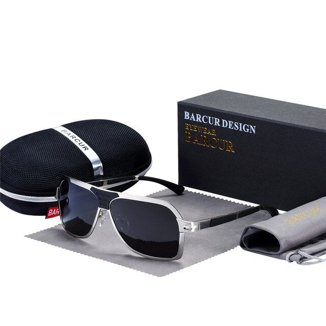 Polarized Sun Glasses For Men From Stainless Steel,Polarized - GiftWorldStyle - Luxury Jewelry and Accessories