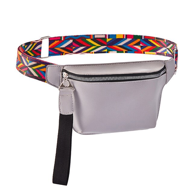 Women's Waist Bag With Bohemian Belt And Phone Pouch - GiftWorldStyle - Luxury Jewelry and Accessories