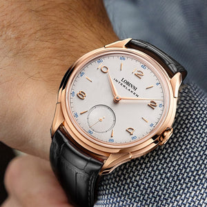 Mechanical Men Wristwatch With Wind Movement - Compass - GiftWorldStyle - Luxury Jewelry and Accessories