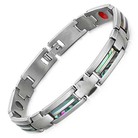 Titanium Magnetic Bracelet For Bio Energy,Beauty The Body