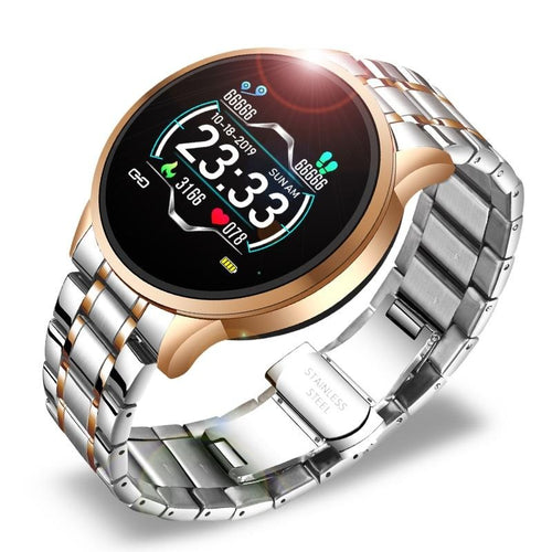 Waterproof Smart Watch With Message Reminder And Remote Control, Month - GiftWorldStyle - Luxury Jewelry and Accessories