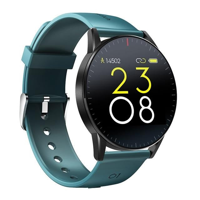 Smart Watches With Heart Rate Monitor,Stopwatch And Music Control