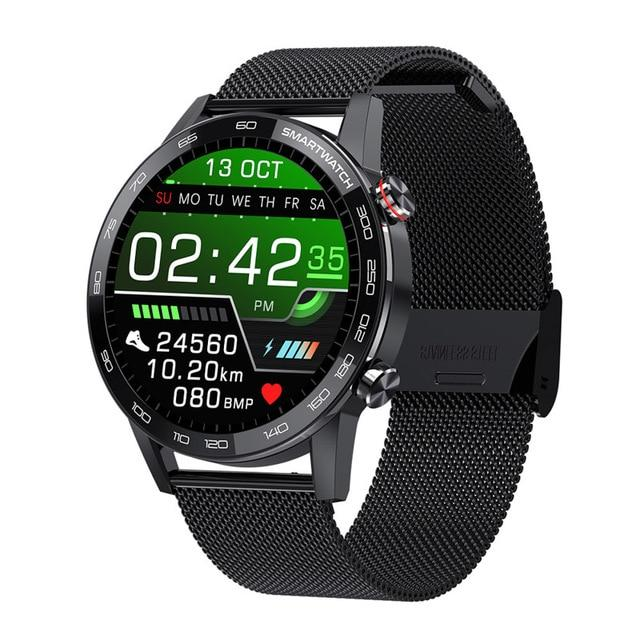 360*360 High Resolution Waterproof Smart Watch With Fitness Tracker - GiftWorldStyle - Luxury Jewelry and Accessories