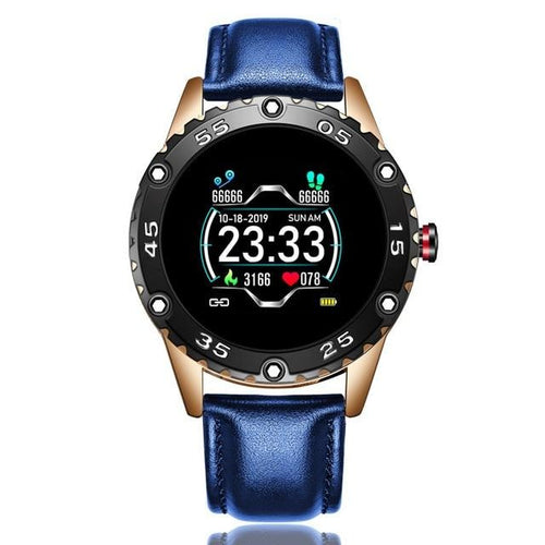 Smart Watch For Android IOS With Steel Strap And Fitness, Call Tracker - GiftWorldStyle - Luxury Jewelry and Accessories
