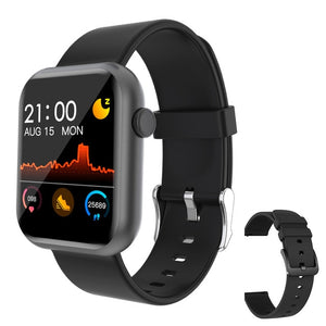 Waterproof Smart Watch With Alarm Clock,Message Reminder - GiftWorldStyle - Luxury Jewelry and Accessories