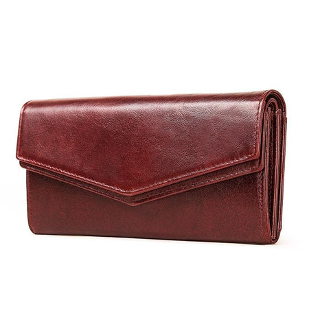 High Genuine Leather Wallet with Holders Handy