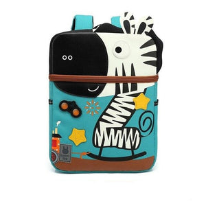 Kindergarten School Bag With Cute 3D Cartoon, Anti-lost Toddler - GiftWorldStyle - Luxury Jewelry and Accessories