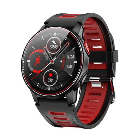 Multi-function Smart Watch With Fitness Tracker And Passometer, IP68 Waterproof - GiftWorldStyle - Luxury Jewelry and Accessories