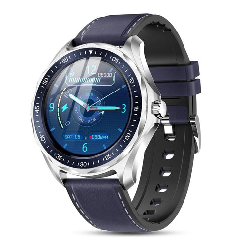 Waterproof Smart Watch With Heart Rate Monitor And Remote Control - GiftWorldStyle - Luxury Jewelry and Accessories