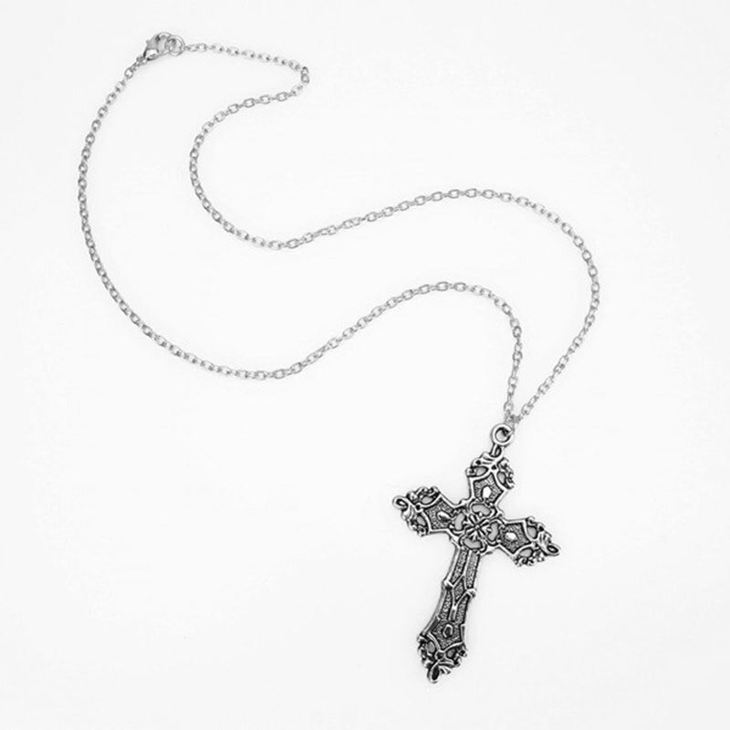 Vintage Gothic Cross Necklaces - GiftWorldStyle - Luxury Jewelry and Accessories