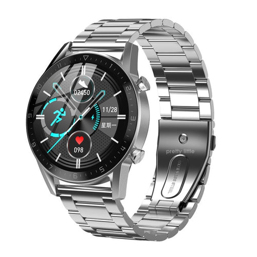 Smart Watch With Full Touch Screen And Bluetooth, Sleep Tracker, IP68 - GiftWorldStyle - Luxury Jewelry and Accessories