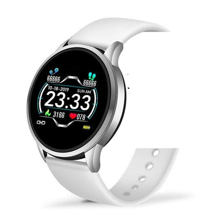 Smart Watch With Pedometer And Heart Rate Blood Pressure Monitor, Call Reminder - GiftWorldStyle - Luxury Jewelry and Accessories
