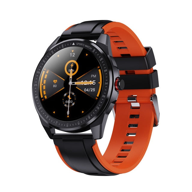 Smart Watch With Message Reminder, Alarm Clock And Full Touch Screen,IP68 - GiftWorldStyle - Luxury Jewelry and Accessories