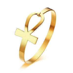 Ankh Cross Bracelet For Women - GiftWorldStyle - Luxury Jewelry and Accessories
