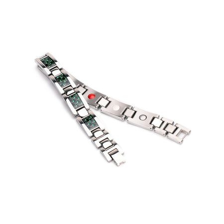 Magnetic Clasp Bracelet Energy Health Care